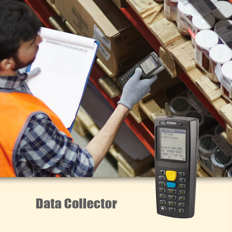 Data_Collector,ZEBEX_Product, barcode_scanner