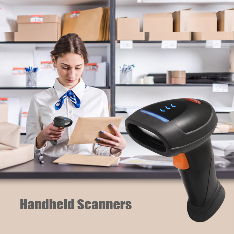 Handheld Scanners產品系列