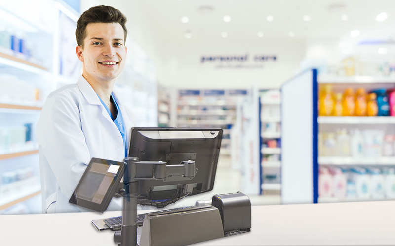 ZEBEX,Healthcare Series,Pharmacy application