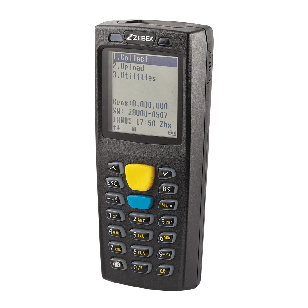 Z-900xBT Series Wireless Data Collector
