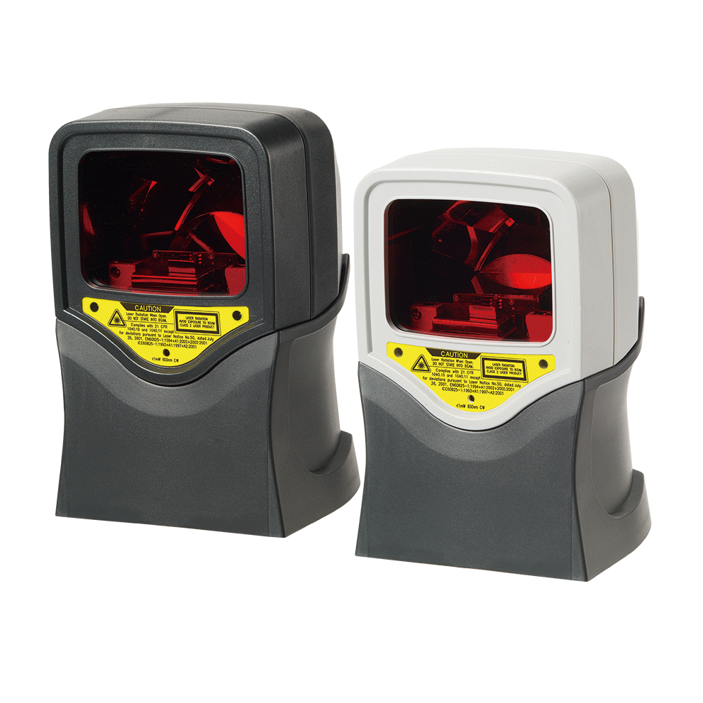 Z-6010 Single-Laser Omnidiretional Hands-Free Scanner