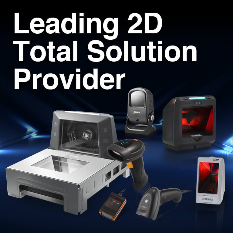 Leading_2D_Total_Solution_Provider,ZEBEX Product,barcode_scanner_provider