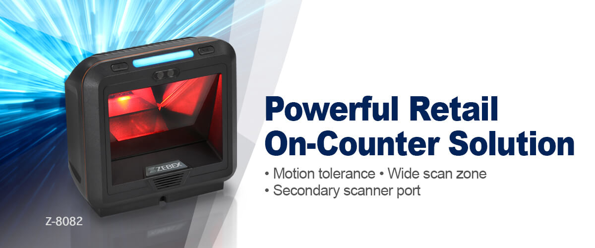ZEBEX_Product,Z-8082,Powerful_Retail_On-Counter_Solution,On-Counter_Scanner,barcode_scanner