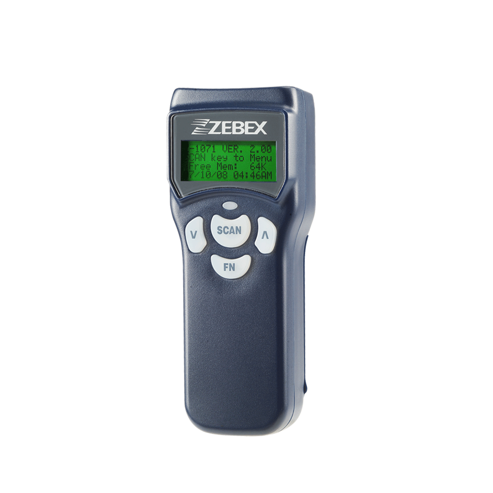 Z-1070 Pocket-Sized Data Collector