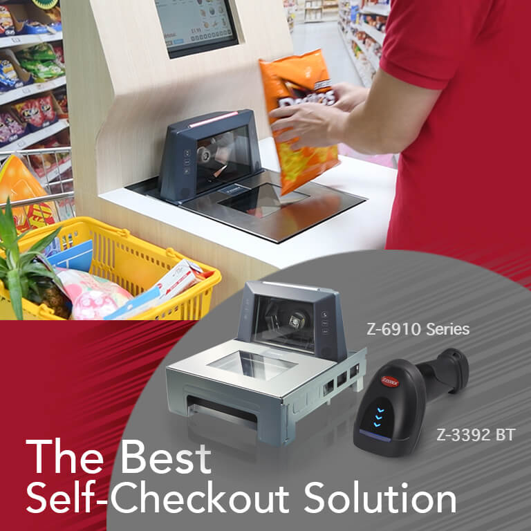 ZEBEX_Product,self-checkout_solution,Z-6910_Series,Bi-Optical_In-Counter_Scanner/ Scale