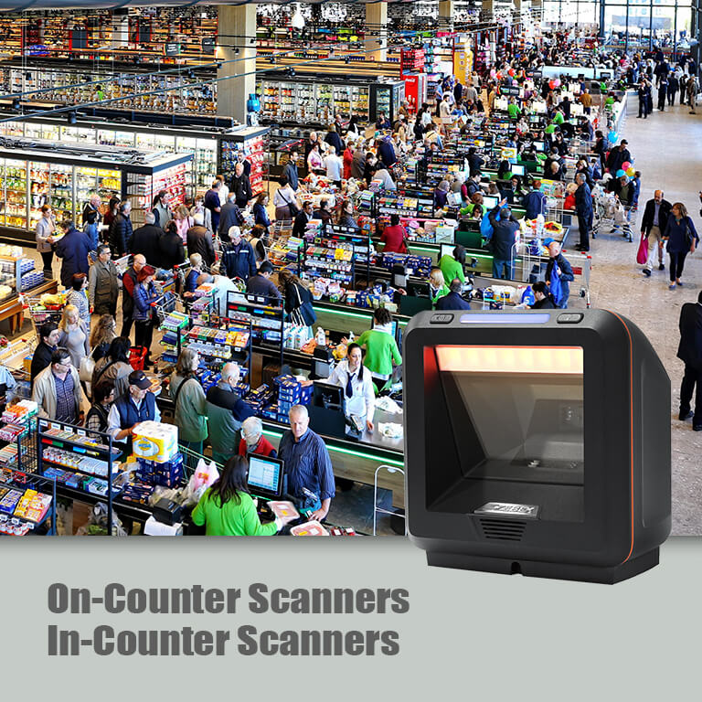 ZEBEX_Product,In/On-Counter_Scanner, Barcode_Scanner