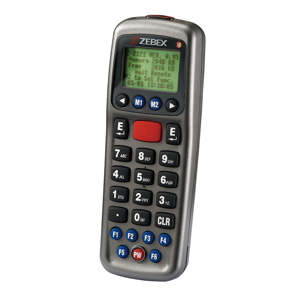 Z-2121 Advanced Portable Data Collector